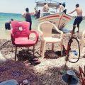 من الرقة للدير 56 – الرحلات على نهر الفرات