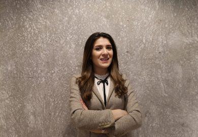 72 – لين صايب، نجمة من نجمات سوريا