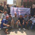 منظمة آفاق ومشاريع تعليمية ودعم نفسي مع مراسلتنا انعام العبد