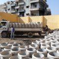أعمال البلدية في مجال الصرف الصحي مع مراسلنا عبد الرزاق في الرقة