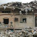 مقابلة مع ياسر الخميس من فريق الاستجابة الاولية عن البيوت متضررة