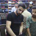 مقابلة مع أحمد خلوف صاحب محل ألبسة