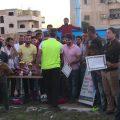 أعمال لجنة الرياضة مع مراسلنا باسم عزيز في دير الزور