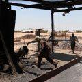 معمل الحموي لإعادة تدوير الحديد