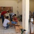 منظمة وفاق والورشات التدريبية المقدمة لشباب المنطقة