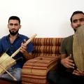 لقاء مع المغني يحيى الأنور من المركز الثقافي في الرقة