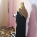 فاطمة مدربة رياضة بمركز نساء للسلام لدعم المتضررات من الحرب