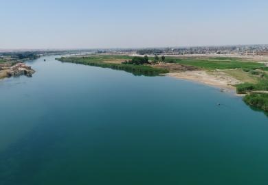 حملات توعية بسبب تلوث مياه الشرب في دير الزور مع مراسلنا باسم عزيز