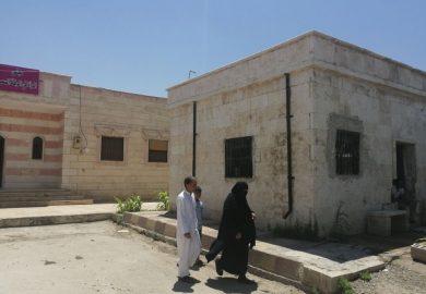 مجلس المرأة في السمرا يقوم بدورات محو أمية