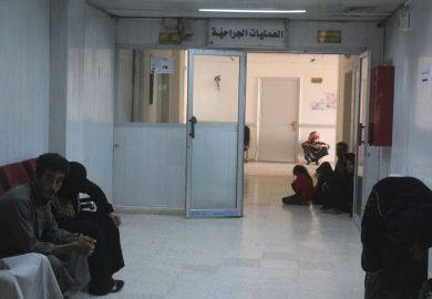 آخر أعمال لجنة الصحة في دير الزور مع مراسلنا باسم عزيز