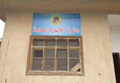 مشاريع الإنارة في منطقة الكرامة مع مراسلتنا جوري مطر