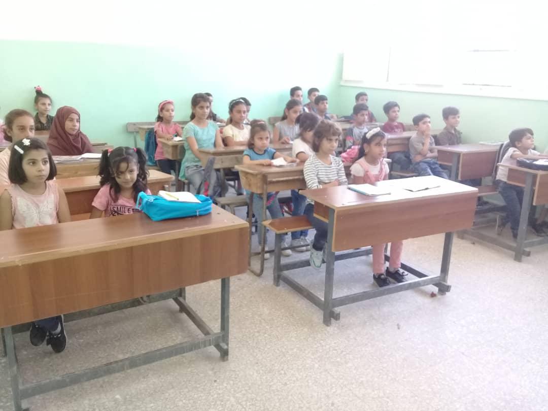 موسم العودة إلى المدراس والبحث عن مستقبل أفضل