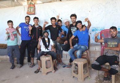 مشروع سبل العيش في الرقة مع مراسلتنا جوري مطر