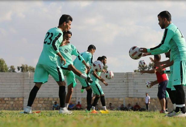 دوري كرة القدم للهواة في الرقة
