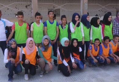 تفعيل أعمال الصحة المدرسية في الرقة مع مراسلنا محمد عبد الرحيم