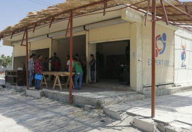 67 –  عمل المنظمات في الرقة ودير الزور