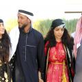 فرقة إحياء التراث في المركز الثقافي في الرقة