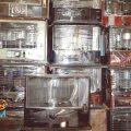 اقبال الاهالي على شراء صوبات الكاز بمحافظة الرقة