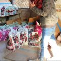 حملة شتاء دافئ في الرقة مع صالح محمد