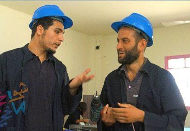 مشروع التدريب المهني لفريق صناع المستقبل مع محمد الدخيل