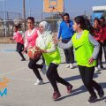 دوري المدارس بالرقة لكرة السلة للإناث