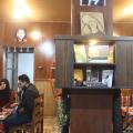 مقهى النوفرة بالرقة