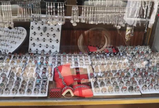 صناعة خواتم الفضة من العالم الى الرقة