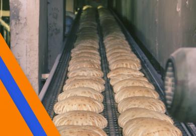 شكاوى الأهالي بسبب ردائة رغيف الخبز في بعض الأفران مع مراسلنا عبد الرزاق