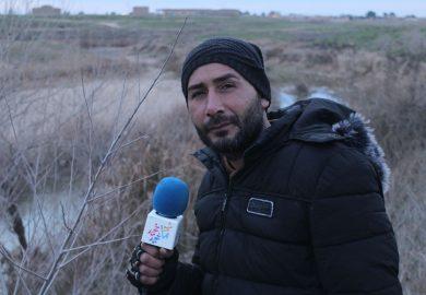 تفاصيل الندوة في مجلس دير الزور المدني مع مراسلنا باسم عزيز