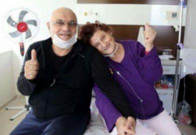 رجل يتبرع بكليته لزوجته المريضة بمناسبة عيد الحب