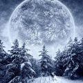 قمر الثلج