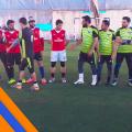 انطلاق دوري الشباب لكرة القدم في الرقة
