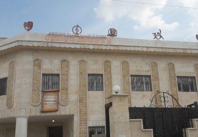 مركز الثقافة والفن في محافظة الرقة مع عامر مصطفى