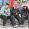 الشباب والعودة إلى بيوتهم في الرقة والوضع الاقتصادي والمعيشي حالياً