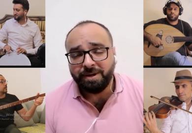 """تعليلة رمضان – أغنية """"مولية"""" بصوتكم"""