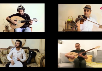 تعليلة رمضان – اغنية تريد تروح بصوتكم