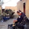 صنع الكحل العربي مع عايدة الهفل من ريف دير الزور