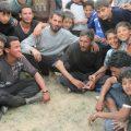 قصة بهاء العلي، شاب مشارك في نشاطات الاتحاد الرياضي في دير الزور