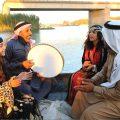 قصة الشاب خالد الجابر هاوي غناء تراثي من الرقة
