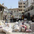 مبادرة صناع المعروف لمساعدة الفقراء والمحتاجين مع عيسى أبو عبد العزيز