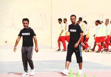 دورة لإعداد مدربين كرة قدم في دير الزور