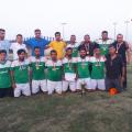 نسرين بطلاً لدوري الدرجة الثانية لكرة القدم في الرقة