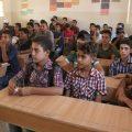 مقابلة مع ميسر الحمود مدرس في الرقة يحكي عن تطور الواقع التعليمي