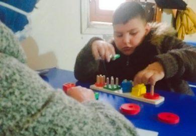 خطط منظمة رؤى المستقبل لدعم أطفال التوحد في مركزهم المتخصص مع الأستاذ حسن العبد الله،
