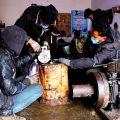 تدريبات مهنية من منظمة العهد تتضمن مهارات الحاسوب وصيانة المحركات