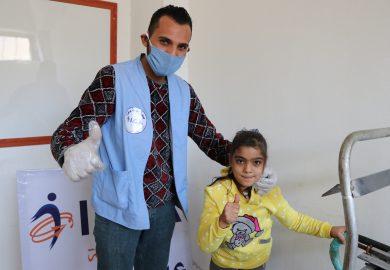 أعمال جمعية عناية مركزة في تقديم الدعم النفسي للأطفال والمخيمات
