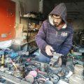 أحمد الموسى وأثر الوضع الاقتصادي وضغط المزاحمة على عمله كمصلح أقفال
