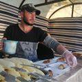 هل جربت قهوة مصنوعة على الرمل أو كنافة مشوية عالفحم بمدينة الرقة